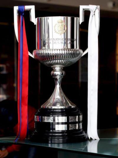 Copa del Rey. Sevilla vs Barcelona