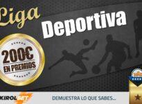 Liga Deportiva - Registrate y juega totalmente gratis